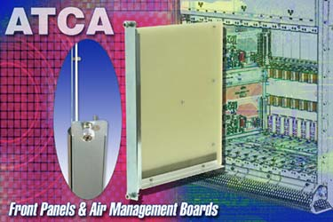 ATCA thermal panels