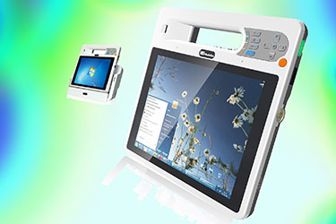 ICEFire medical tablet PC