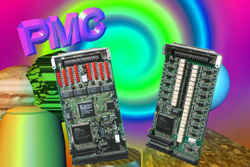 PMC digital I/O modules
