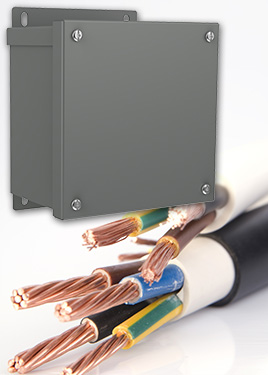 C3RESCNK exterior junction box