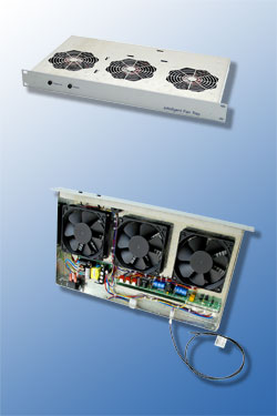 Fan trays